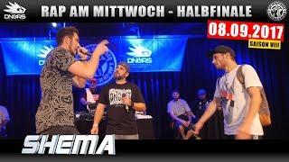 RAP AM MITTWOCH WIEN: 08.09.17 Halbfinale feat. SHEMA, TOAST4ME, NICHT SICHER uvm. (3/4)