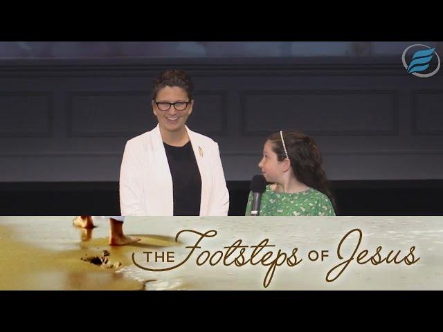 05/09/2021 | The Footsteps of Jesus | Sis. Aimee Myers