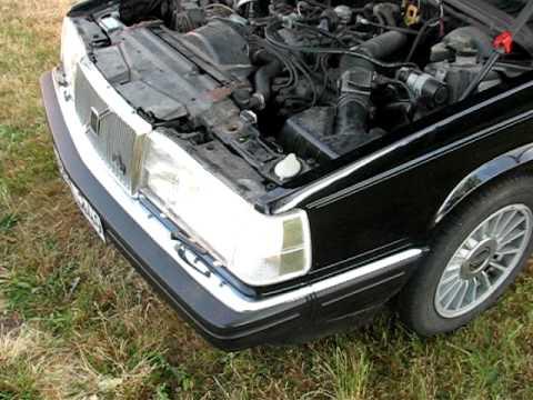 Volvo 760 GLE 1988 - YouTube