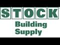 Stock Building Supply Promo