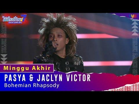 Pasya & Jaclyn Victor - Bohemian Rhapsody | Minggu Akhir | #Mentor7