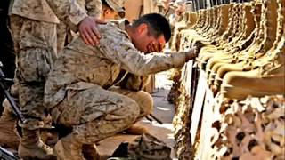 US Army And British Troops In Iraq (Remembering Them)