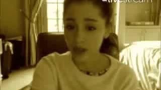 Ariana Grande 12 17 12 Livechat Part 2