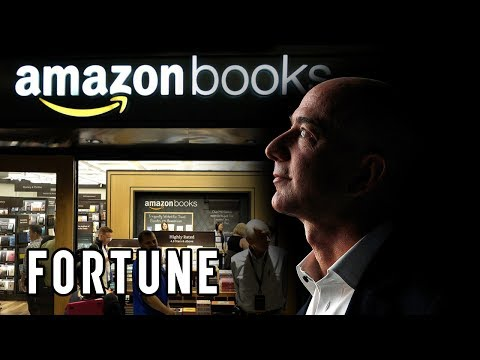 Amazon Opens Its First Book Store in New York I Fortune