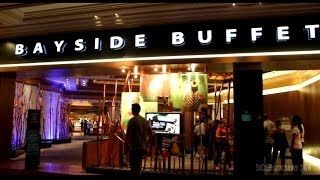 [HD] Tour of Mandalay Bay Buffet - Mandalay Bay Bayside Las Vegas Buffet Tour