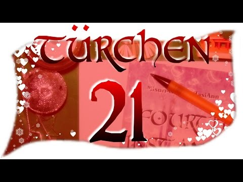 Fourth Instance Adventskalender Türchen 21