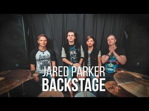 Jared Parker Backstage.