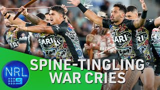 The_best_war_cries_you'll_see_|_NRL_on_Nine