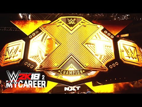 WWE 2K18 My Career Mode Ep 2 - NXT Championship! First PPV! Proving Myself To WWE!