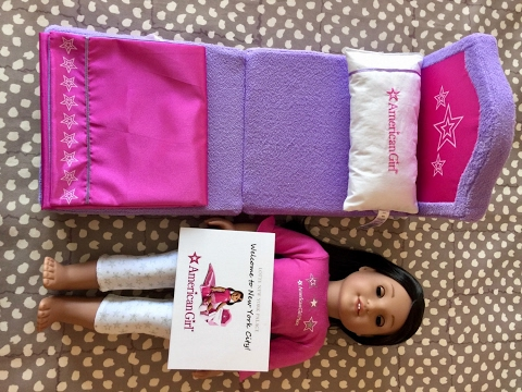 American Girl Doll Hotel Room Package / Exclusive Celebration Set!