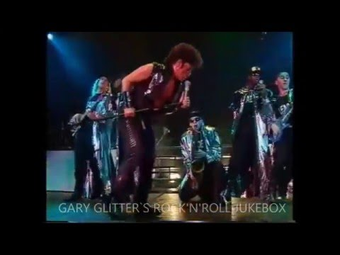 Gary Glitter - Doing Alright With The Boys : LIVE