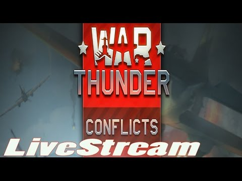 War Thunder: Conflicts (by Gaijin Distribution) - iOS - HD LiveStream