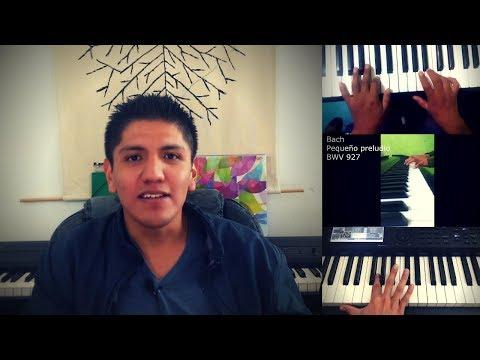 Videos de suscriptores! -  Octavas con manos pequeñas, articulación y Bach