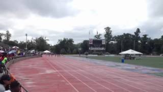 Emily Woomer in 200m Youth Girls Final Thumbnail