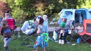 Cwmcarn Camping