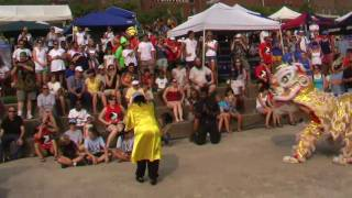 Short Version of Opening Ceremony For 2010 Nashville Dragon Boat Race Thumbnail