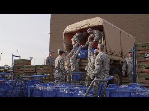 Walmart Salutes Military Families in Kansas with a Helping Hand this Holiday Season