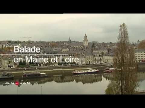 Vues sur Loire : Balade en Maine et Loire