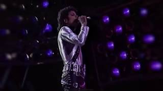 Michael jackson - off the wall - live yokohama 1987 - hd