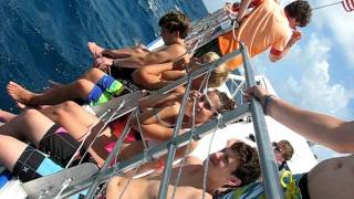 St. Thomas Catamaran Sail and Snorkel