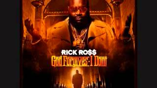 Rick Ross Feat. Wale & Drake - Diced Pineapples Slowed