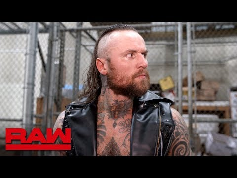 Aleister Black is not the status quo: Raw Exclusive, Feb. 18, 2019 Mp3