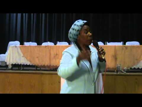 Mam Madlala -  The  seed of the word