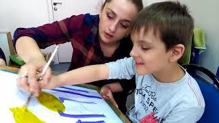 Луч света  Уроки рисования!