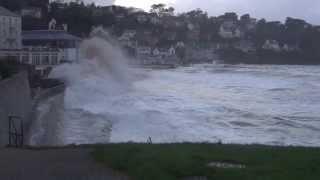 Tempête Douarnenez  1 février 2014