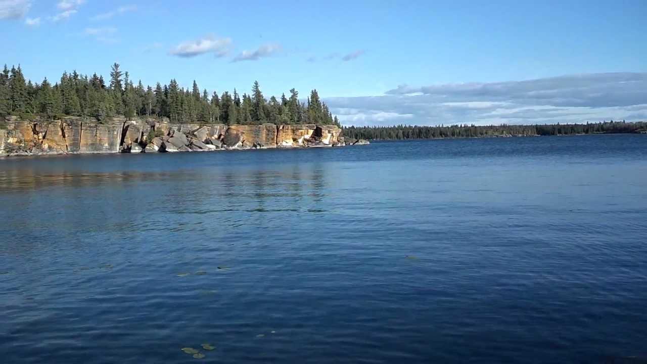 rocky lake  manitoba
