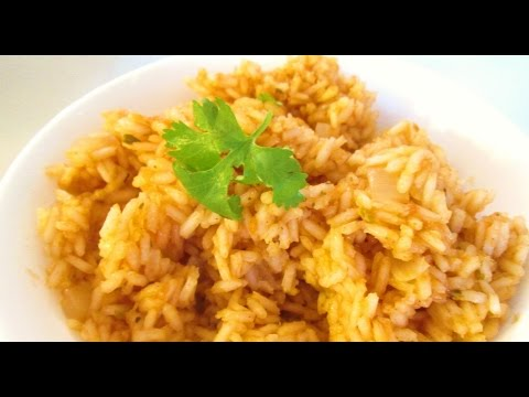 Spanish Rice –  Mexican Food Restaurant Secrets for Home Cooking – PoorMansGourmet