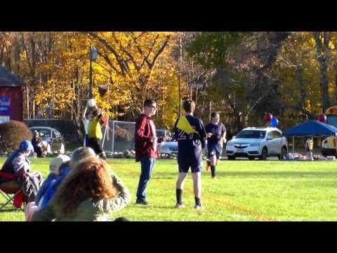 Masters Varsity Soccer vs The Harvey School,  10/30/15