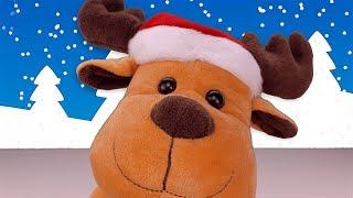 We Wish You A Merry Squishmas | Merry Christmas Santa Claus Fun Toys  |  Squishy Kids TV