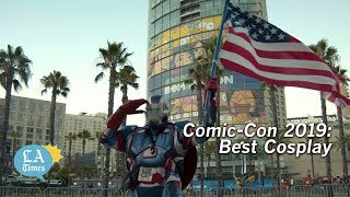 Comic-Con 2019: Best Cosplay thumbnail