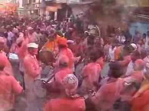 Nandurbar Ganpati Dance 1