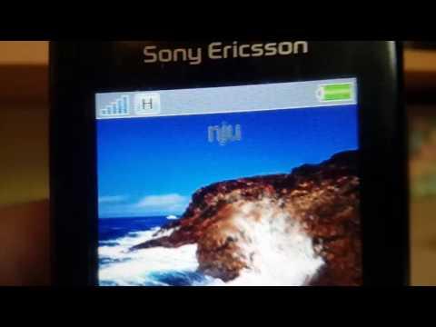 Opis telefonu Sony Ericsson c702