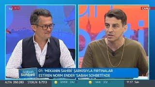 Norm Ender canlı yayında diss attı - Cengiz Semercioğlu ile Sabah Sohbeti