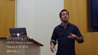 How VR is similar to Disneyland? Josh Anon explains