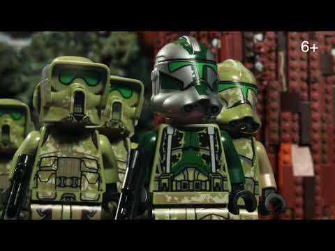 Йода + Вуки = Неудержимые! - LEGO Star Wars