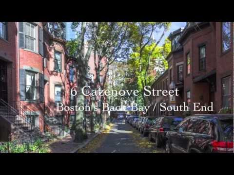 Boston Home For Sale: 6 Cazenove St, Back Bay / South End