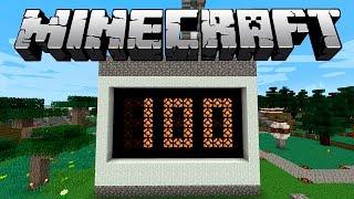 Centenário - Minecraft Em busca da casa automática #100.
