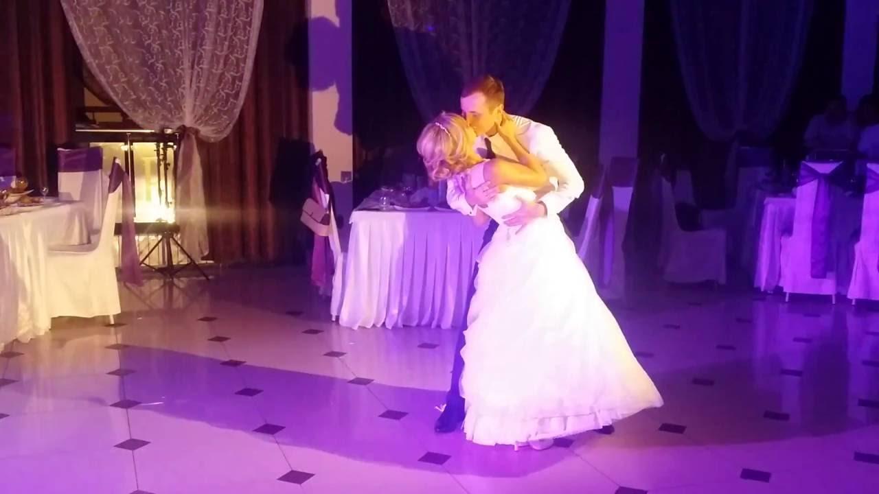 Видео красивый свадебный танец