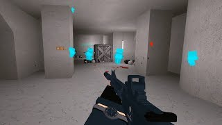 Roblox: Wall Hack in Phantom Forces | Script Exploit 2018 | ESP Chams Hack