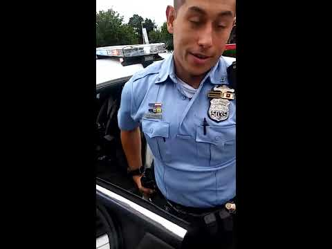 Philadelphia Police Department recorded filing false charges against James W Moody Listen to end