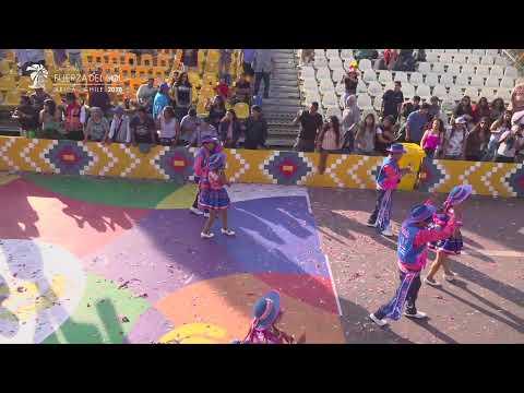 Carnaval con la fuerza del sol 2020 día 2