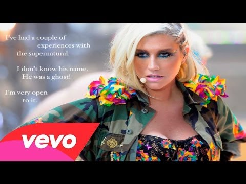 Kesha-Supernatural