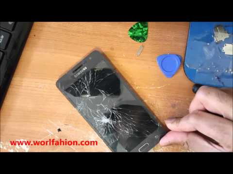Samsung Galaxy Grand Prime Front GLass digitizer Replacment HD