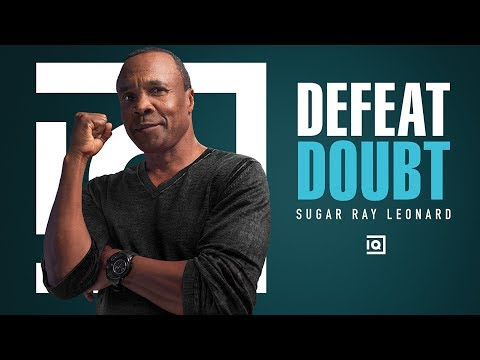 The Power of Being Vulnerable - Sugar Ray Leonard | Inside Quest #72