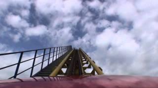 Millennium Coaster POV - Fantasy Island - Skegness, UK