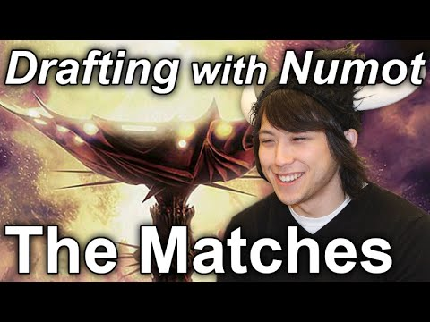 Drafting with Numot: Vintage Cube #1, The Matches